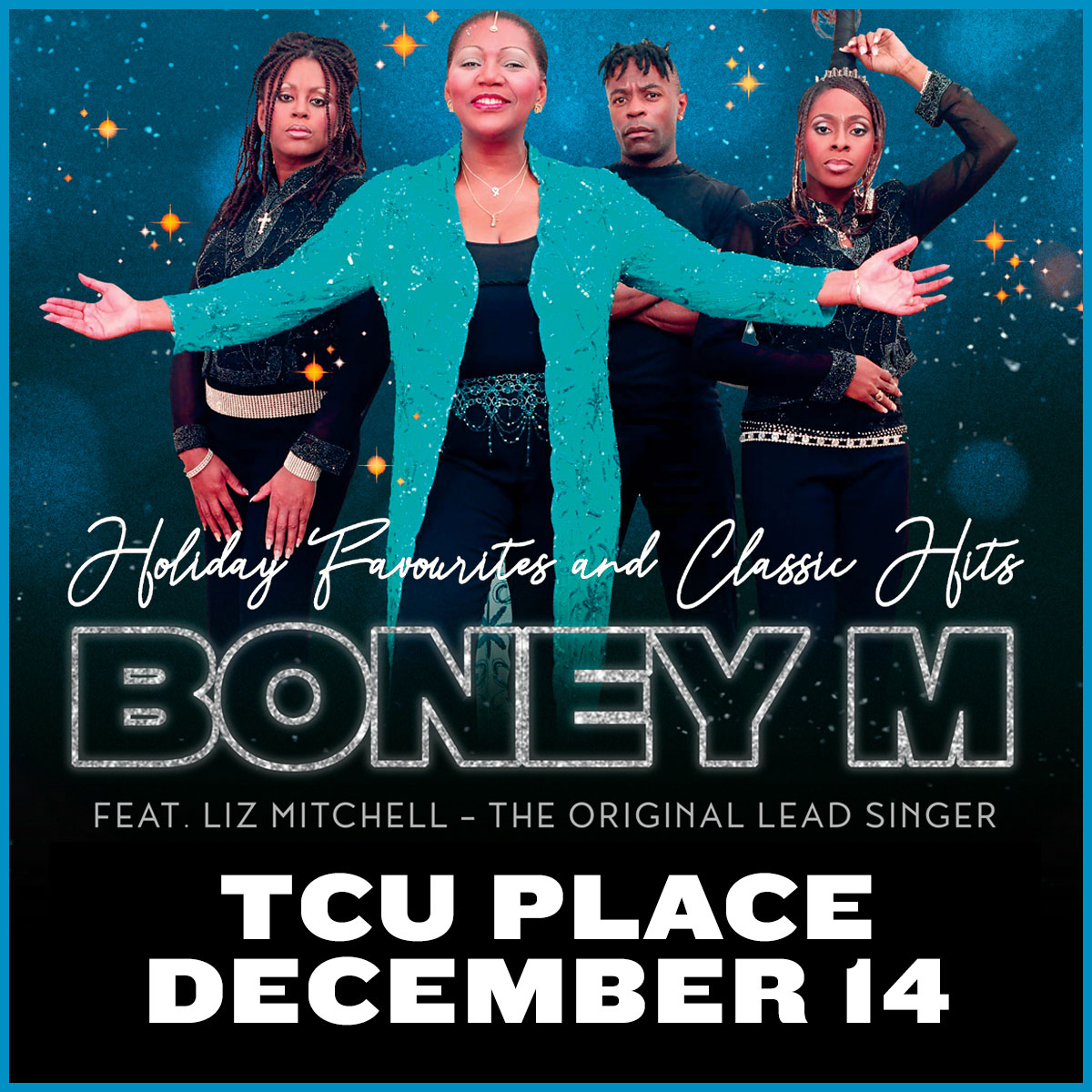 Boney M Christmas Album.Boney M 2019