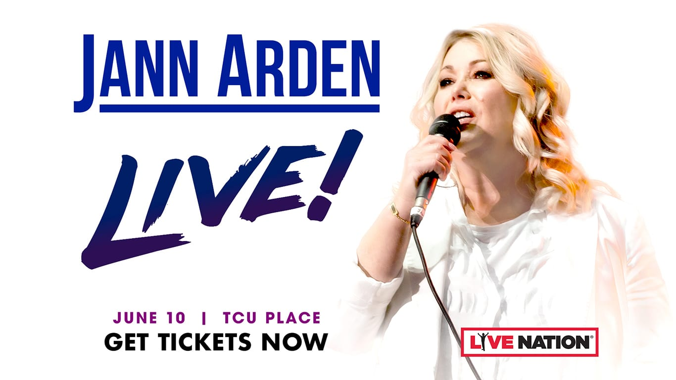 Jann Arden Live - June 10, TCU Place