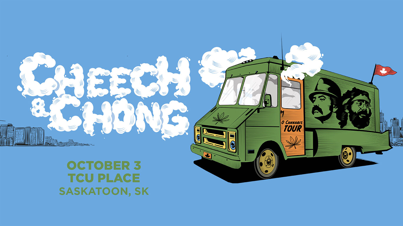 Cheech and Chong O Cannabis Tour